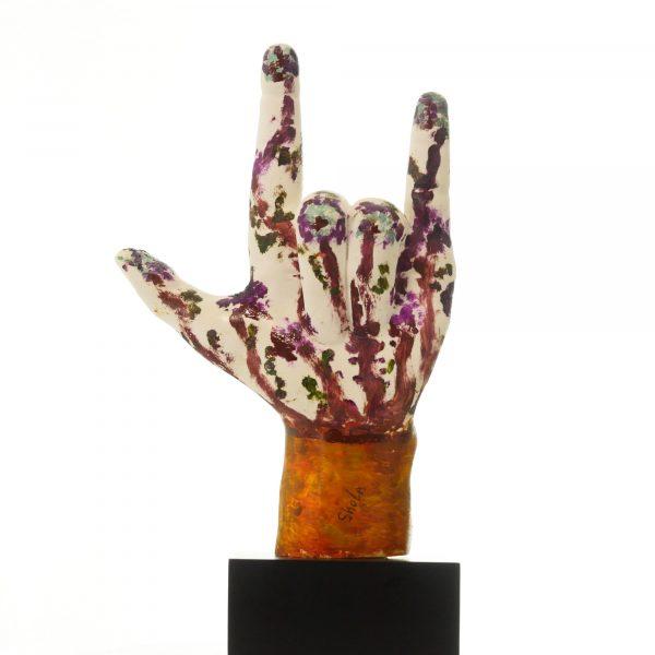 שולה רוס WAG- עציץ פורח
